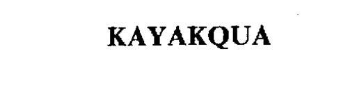 KAYAKQUA