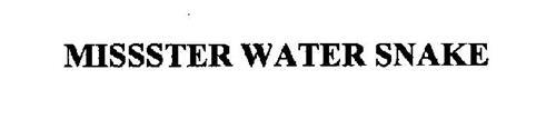 MISSSTER WATER SNAKE