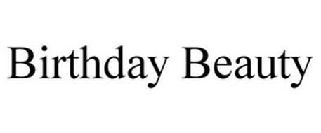BIRTHDAY BEAUTY