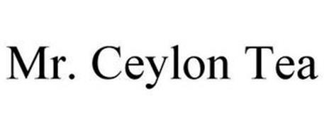 MR. CEYLON TEA