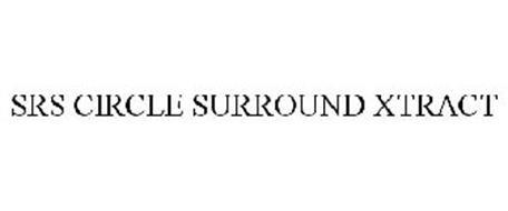 SRS CIRCLE SURROUND XTRACT