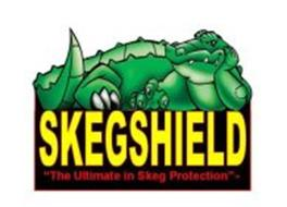 "SKEGSHIELD ""THE ULTIMATE IN SKEG PROTECTION"""