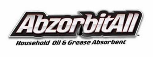 ABZORBITALL HOUSEHOLD OIL & GREASE ABSORBENT
