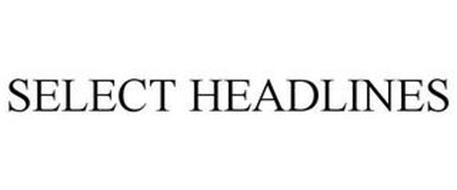 SELECT HEADLINES