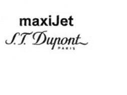 MAXIJET S.T. DUPONT PARIS