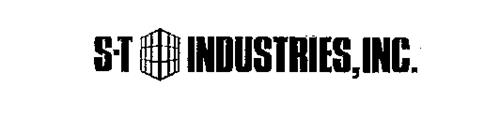 S-T INDUSTRIES, INC.