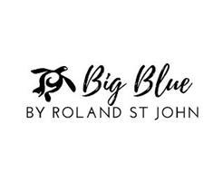 BIG BLUE BY ROLAND ST JOHN