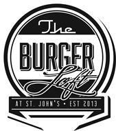 the burger loft at st john 39 s est 2013 trademark of st john 39 s golf club inc serial number. Black Bedroom Furniture Sets. Home Design Ideas