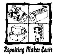 REPAIRING MAKES CENTS