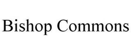 BISHOP COMMONS
