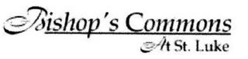 BISHOP'S COMMONS AT ST. LUKE