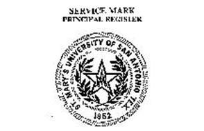 MA ST. MARY'S UNIVERSITY OF SAN ANTONIOTEXAS 1852
