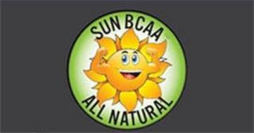SUN BCAA ALL NATURAL