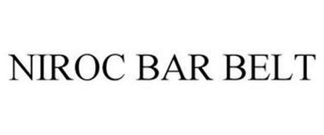 NIROC BAR BELT
