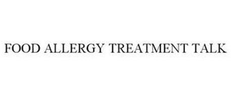 FOOD ALLERGY TREATMENT TALK