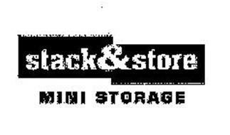 STACK & STORE MINI STORAGE