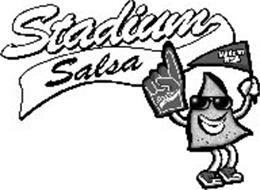 STADIUM SALSA STADIUM SALSA MADE IN USA