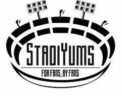 STADIYUMS FOR FANS BY FANS