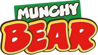 MUNCHY BEAR