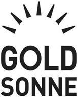 GOLD SONNE