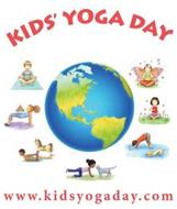 KIDS' YOGA DAY, WWW.KIDSYOGADAY.COM