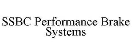SSBC PERFORMANCE BRAKE SYSTEMS