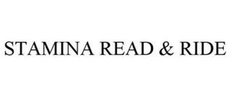 STAMINA READ & RIDE