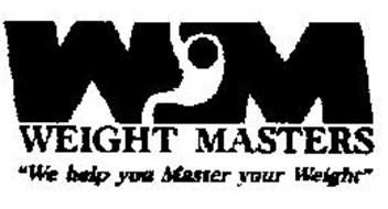 """WEIGHT MASTERS """"WE HELP YOU MASTER YOUR WEIGHT"""" WM"""