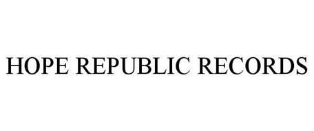 HOPE REPUBLIC RECORDS
