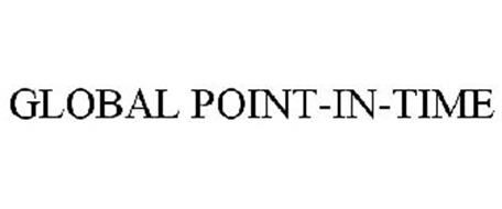 GLOBAL POINT-IN-TIME