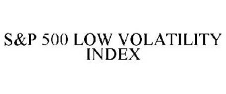 S&P 500 LOW VOLATILITY INDEX