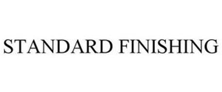STANDARD FINISHING