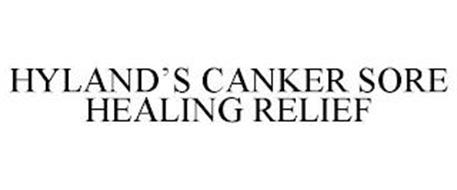 HYLAND'S CANKER SORE HEALING RELIEF