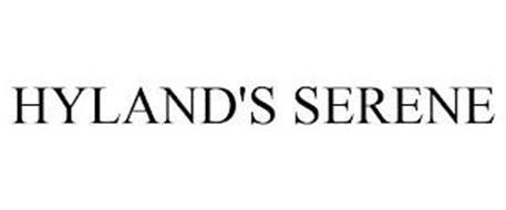 HYLAND'S SERENE