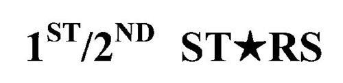 1ST/2ND STARS