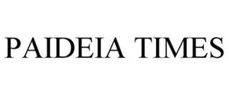 PAIDEIA TIMES
