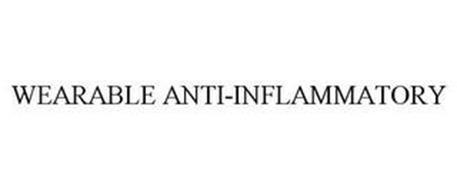 WEARABLE ANTI-INFLAMMATORY
