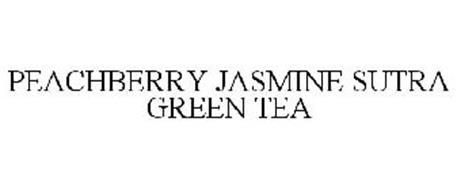 PEACHBERRY JASMINE SUTRA GREEN TEA