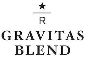 R GRAVITAS BLEND