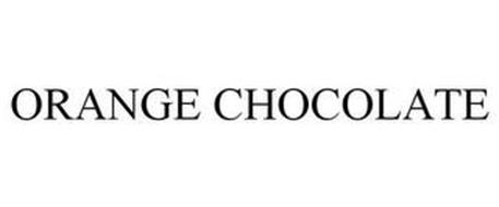 ORANGE CHOCOLATE
