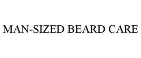 MAN-SIZED BEARD CARE