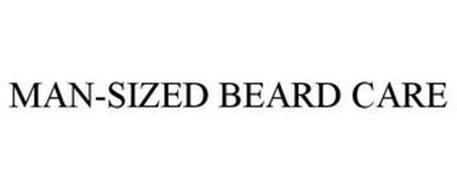 MAN-SIZED BEARD CARE
