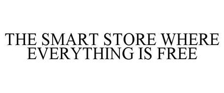 THE SMART STORE WHERE EVERYTHING IS FREE