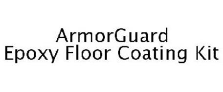 ARMORGUARD EPOXY FLOOR COATING KIT