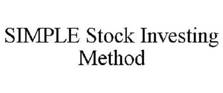 SIMPLE STOCK INVESTING METHOD