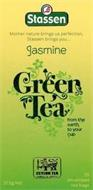 S STASSEN MOTHER NATURE BRINGS US PERFECTION, STASSEN BRINGS YOU. . . JASMINE GREEN TEA FROM THE EARTH TO YOUR CUP CEYLON TEA SYMBOL OF QUALITY