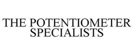 THE POTENTIOMETER SPECIALISTS