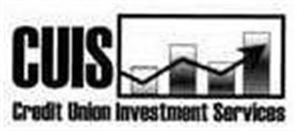 CUIS CREDIT UNION INVESTMENT SERVICES