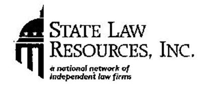 STATE LAW RESOURCES INC., A NATIONAL NETWORK OF INDEPENDENT LAW FIRMS