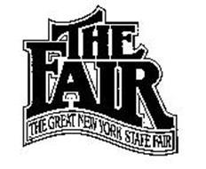 THE FAIR THE GREAT NEW YORK STATE FAIR